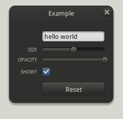 nodebox-gui-panel